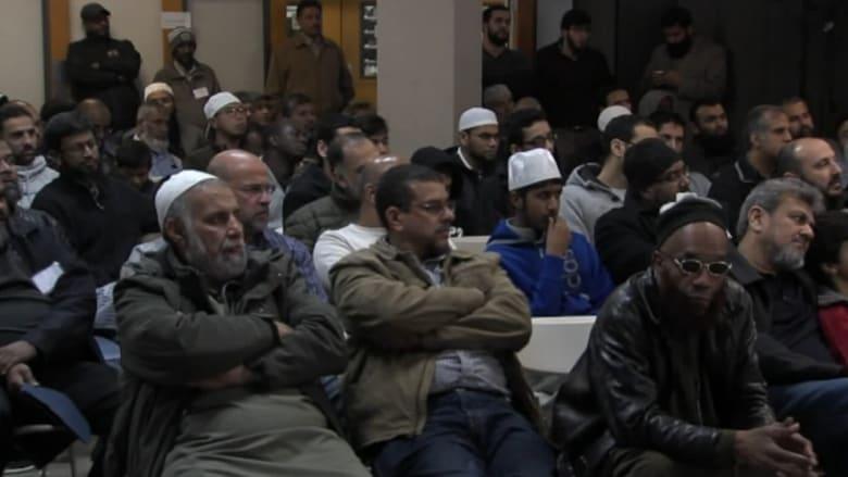"بالفيديو:مؤتمرإسلاميفيأمريكارداً على تهديد""داعش"""