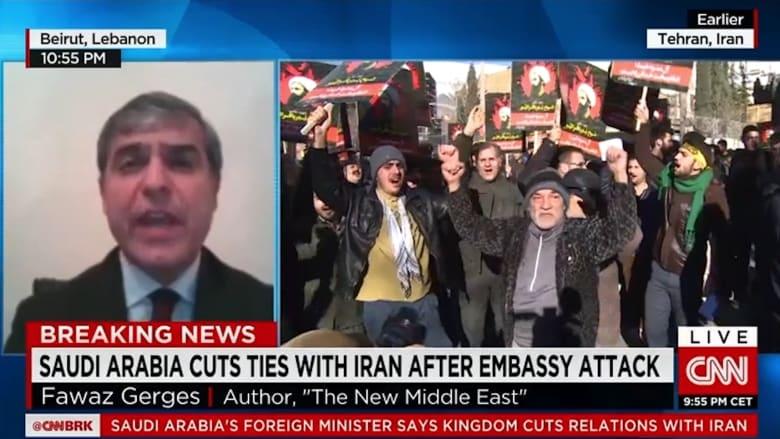 فواز جرجس: السعودية وإيران تربطان المواجهة بينهما بأسباب دينية ووجودية وصراعهما خطير جداً