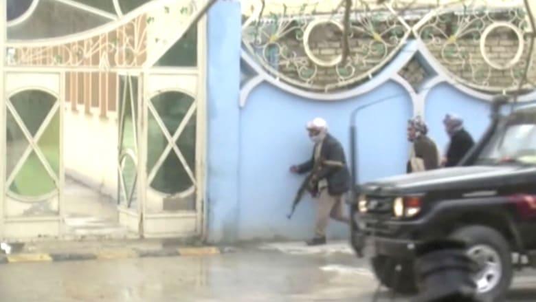 بالفيديو: اشتباكات بين مسلحين ووحدات أمن هندية وقوات أفغانية بأفغانستان