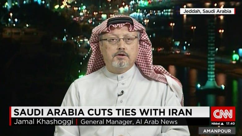 شاهد… جمال خاشقجي لـCNN: السعودية ستحارب مشروع إيران الطائفي والوضع سيتصاعد.. وأصدقاء طهران هم الطغاة مثل الأسد وصالح