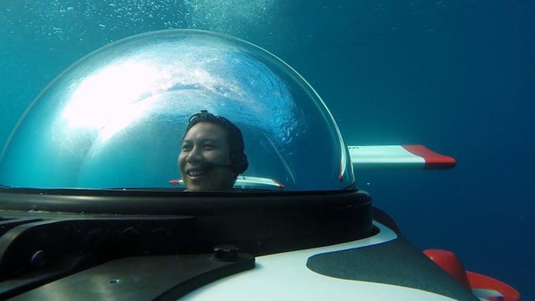 بالفيديو: غواصات شخصية تحقق لك حلم استكشاف المحيطات بنفسك