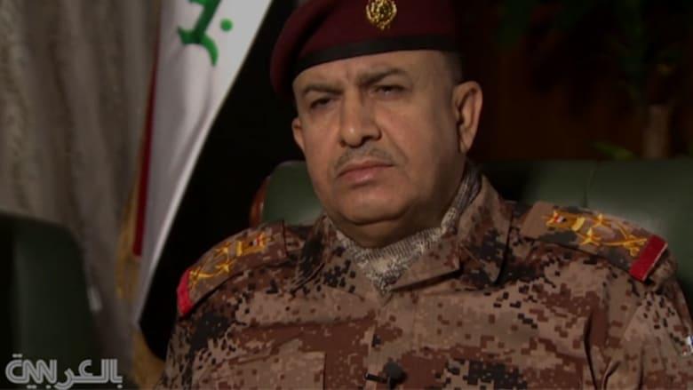 """رئيس جهاز مكافحة الاٍرهاب العراقي لـCNN: عملية تحرير الموصل ستكون """"سريعة ومفاجئة"""" وحصار الفلوجة بدأ وسط فرار لداعش"""