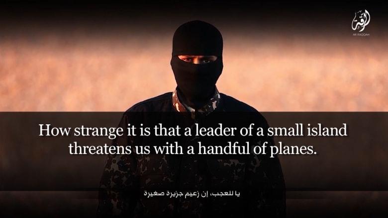 """بالفيديو.. من هو خليفة الجهادي جون في تنظيم """"داعش""""؟"""