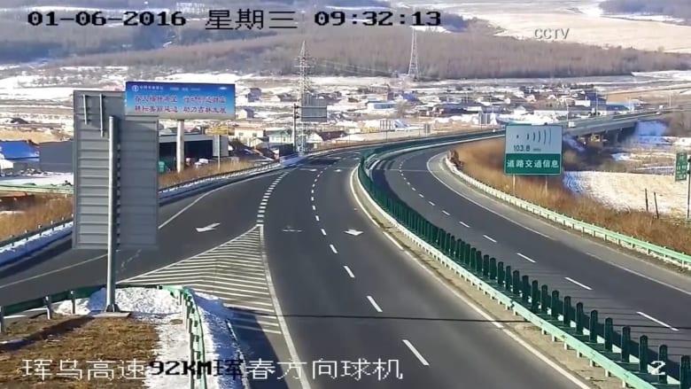 شاهد.. لحظة وقوع زلزال في الصين بالتزامن مع تجربة كوريا الشمالية لقنبلة هيدروجينية