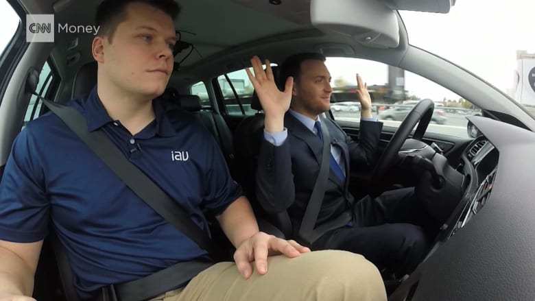 هكذا ستكون رحلتك في سيارة ذكية ذاتية القيادة