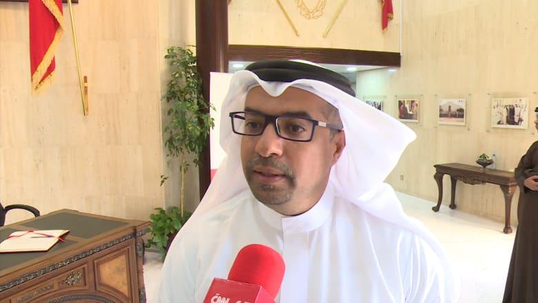 وزير الإعلام البحريني: الإرهابيون لا مذهب لهم إلا التطرف.. والمنامة ستتخذ إجراءات إضافية لتنفيذ قطع العلاقات مع إيران