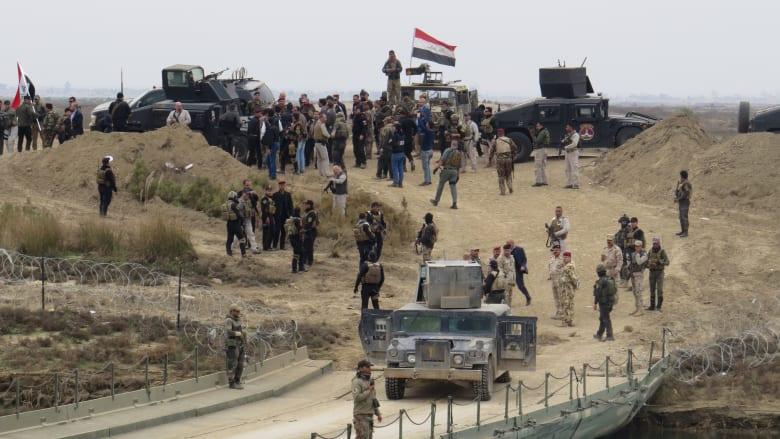 """الجيش العراقي: مقتل نائب البغدادي الثاني في غارة جوية قرب """"حديثة"""""""
