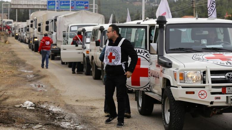 الأمم المتحدة: 400 سوري على حافة الموت بسبب الجوع في مضايا يحتاجون إلى نقلهم للعلاج فورا