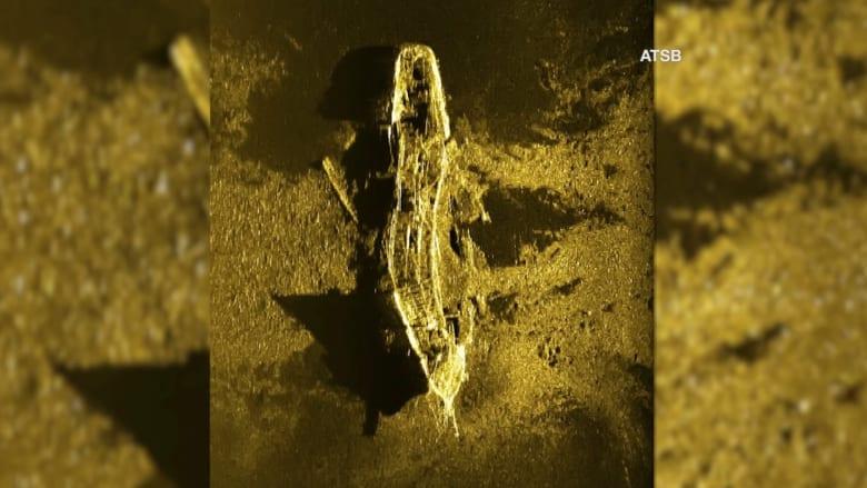 بالفيديو: عمليات البحث عن الطائرة الماليزية تقود للعثور على سفينة فقدت منذ 200 عام