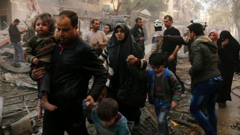 """الجيش الأمريكي يعترف بقتل 8 مدنيين خلال غارات على مواقع """"داعش"""" في سوريا والعراق"""