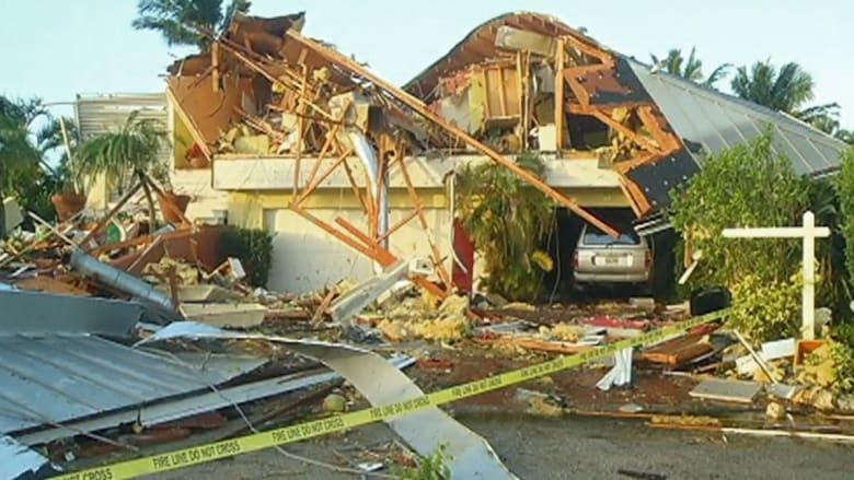 بالفيديو: سقوط ضحايا وأضرار مادية في عاصفة اجتاحت فلوريدا