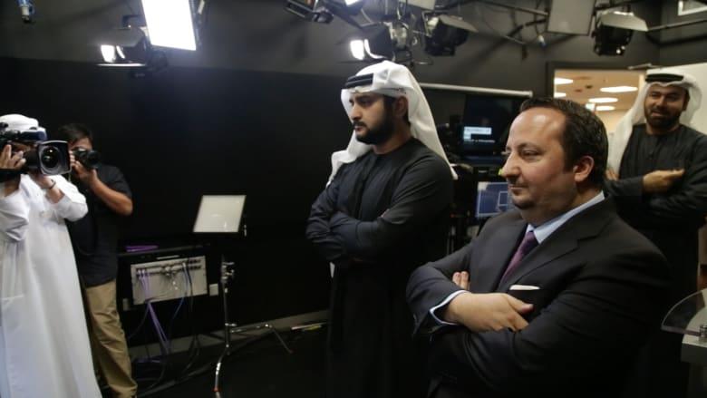 CNN تفتتح رسميا في دبي استديو إخباري بأحدث التجهيزات والتقنيات