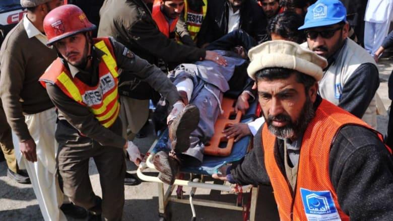 فصيلة من طالبان الباكستانية: ندين بشدة هجوم جامعة باشا خان ونتبرأ منه.. والجيش الباكستاني يؤكد انتهاء الهجوم ومقتل منفذيه