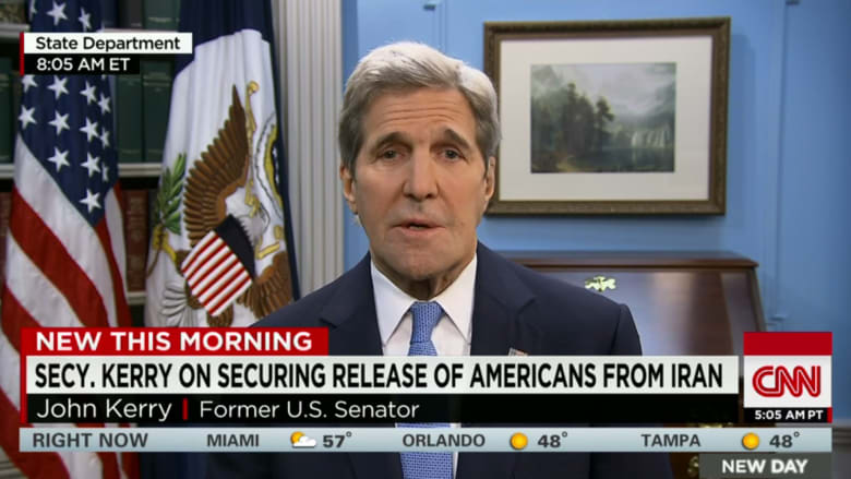 مصادر: جميع الإيرانيين المفرج عنهم بصفقة تبادل السجناء يقررون البقاء بأمريكا وعدم العودة لطهران
