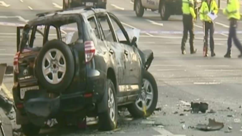 بالفيديو: صبي يسرق سيارة ويتسبب بحادث أدى إلى وفاة امرأة حامل.. ونجاة الجنين