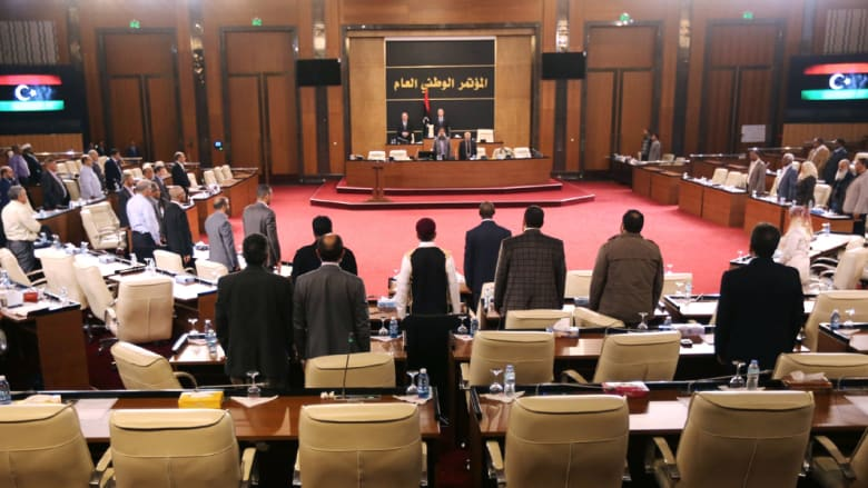 مجلس النواب الليبي يرفض منح الثقة لحكومة الوفاق الوطني