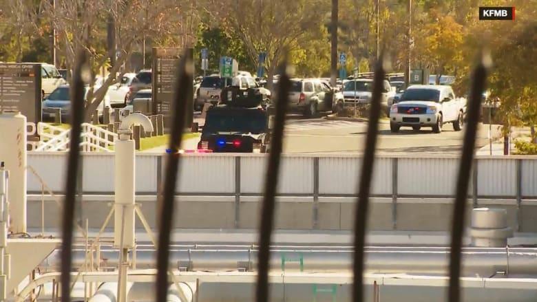 بالفيديو.. أمريكا: المركز الصحي للبحرية الأمريكية في سان دييغو يشهد إطلاق نار جار حاليا