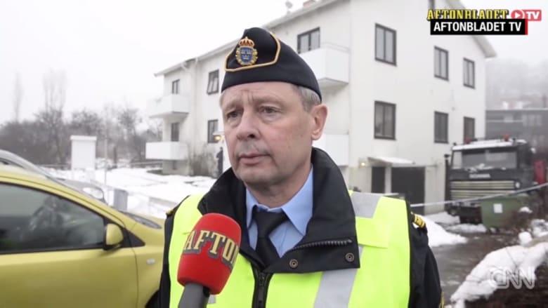 """مراهق لاجئ يقتل امرأة في السويد طعنا.. والشرطة ترفض تصنيفه """"إرهابيا"""""""
