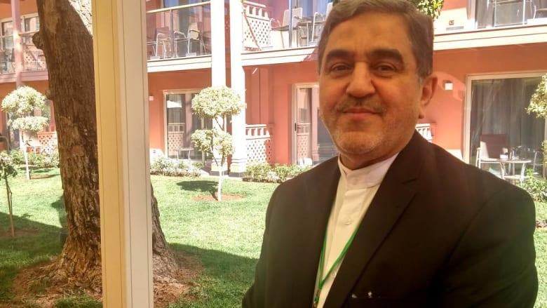 نائب وزير الثقافة الإيراني لـCNN: بلادنا لا تقمع الأقليات.. ولا مشكلة لنا مع السعودية