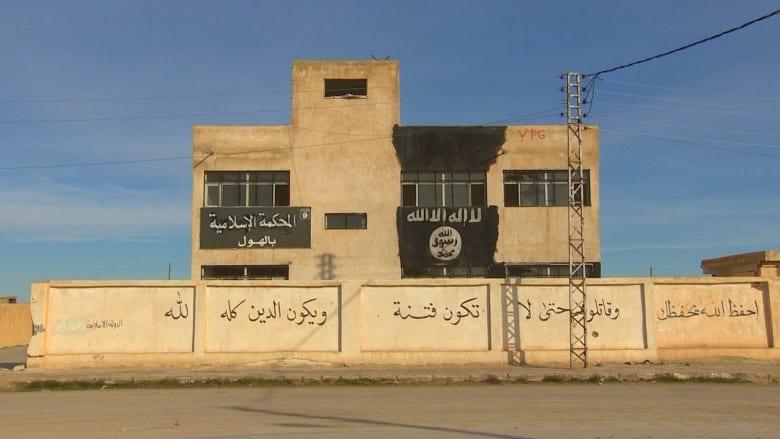 """حصرياً على CNN من داخل بلدة الهول السورية """"المحررة"""": بقاء مواطن واحد من أصل ثلاثة آلاف"""