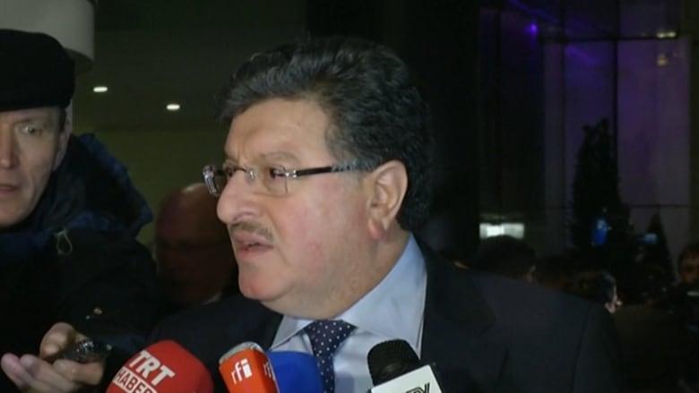لجنة المفاوضات السورية المعارضة بجنيف: مستعدون والمجازر ضد شعبنا يجب أن تنتهي