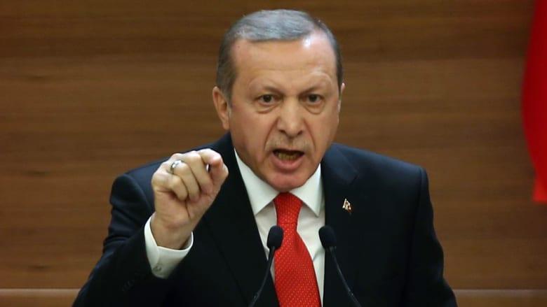 """بعد أنباء انتهاك مقاتلة روسية لأجواء تركيا.. أردوغان: اختراق لمجال """"الناتو"""" الجوي.. ومواصلة موسكو للانتهاكات سيضطرها لتحمل العواقب"""