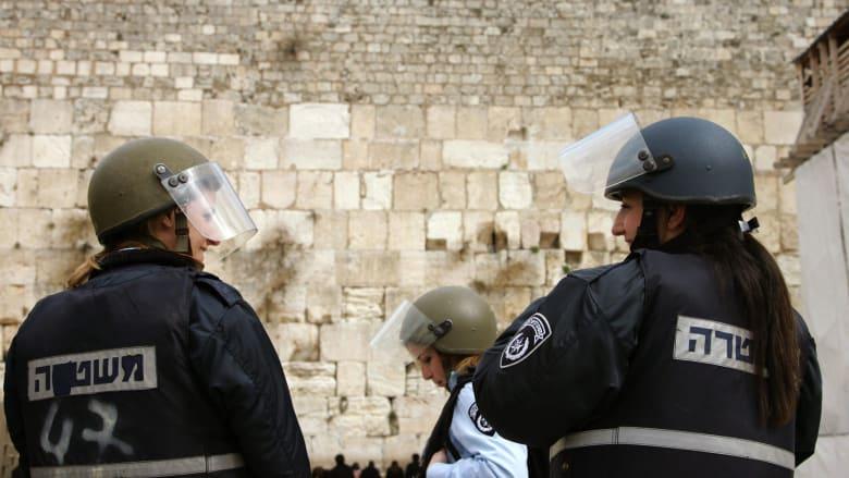 """الشرطة الإسرائيلية: إصابة شرطيتين في """"هجوم إطلاق نار وطعن"""" في القدس ومقتل """"الإرهابيين الثلاثة"""""""