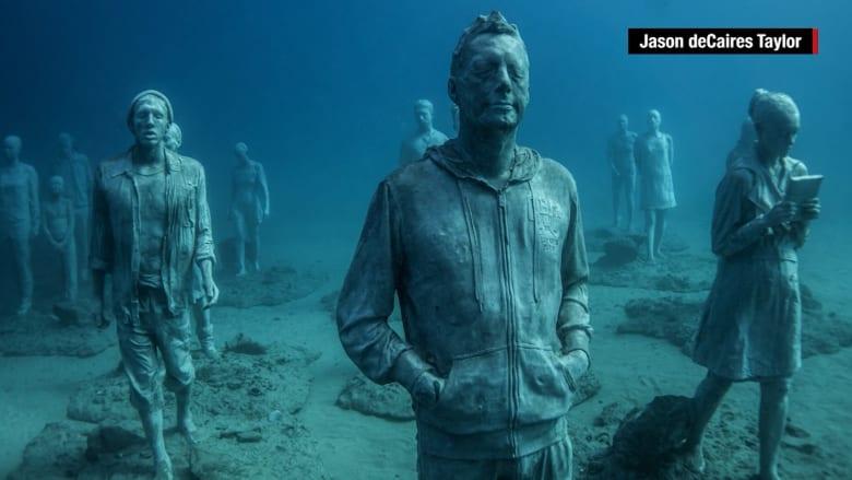بشر من قرون مضت.. يسكنون قاع البحار