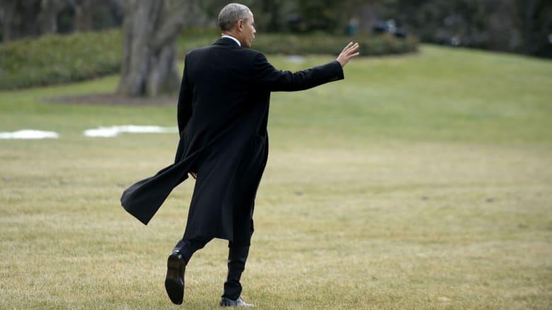 أمريكا: أوباما يطرح باقة من القرارات التي ينوي تطبيقها قبل توديع البيت الأبيض