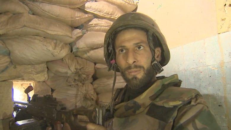 بالفيديو: كاميرا CNN في الصفوف الأولى للجيش السوري في معركة حلب الكبرى