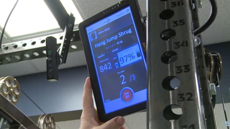 تقنيات رائعة تدمج الرياضة بالتكنولوجيا للحصول على أفضل النتائج