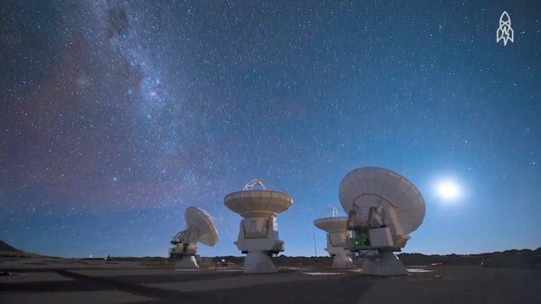 بالفيديو: أضخم تليسكوب بالعالم.. صورة واحدة منه تحتاج 16 مليون كمبيوتر شخصي لفتحها