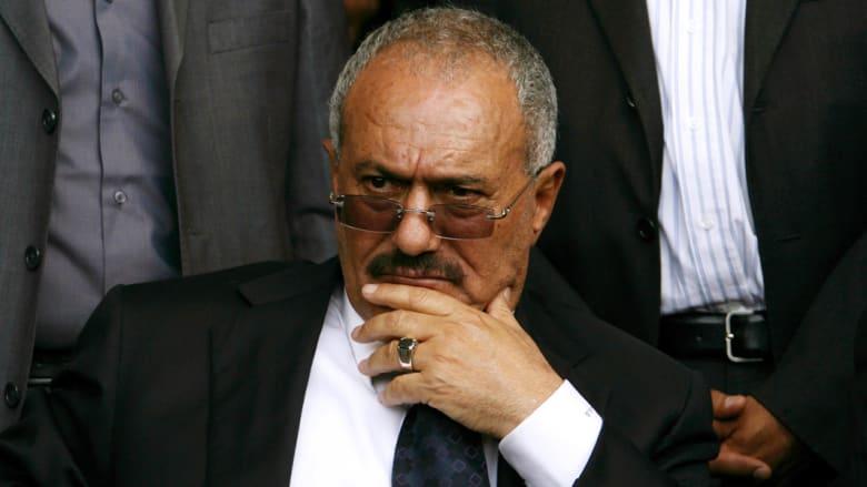 السويدان مهاجما علي عبدالله صالح: بلاء الأمة.. قال إن لديه سلاحا يكفي للقتال 11 عاما فلماذا يستعملها بقتل شعب اليمن؟