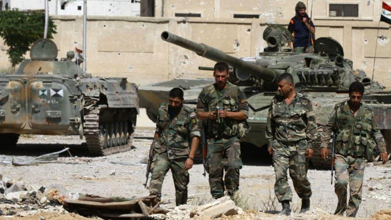 سوريا تقبل خطة وقف الأعمال العدائية التي تنطلق الجمعة