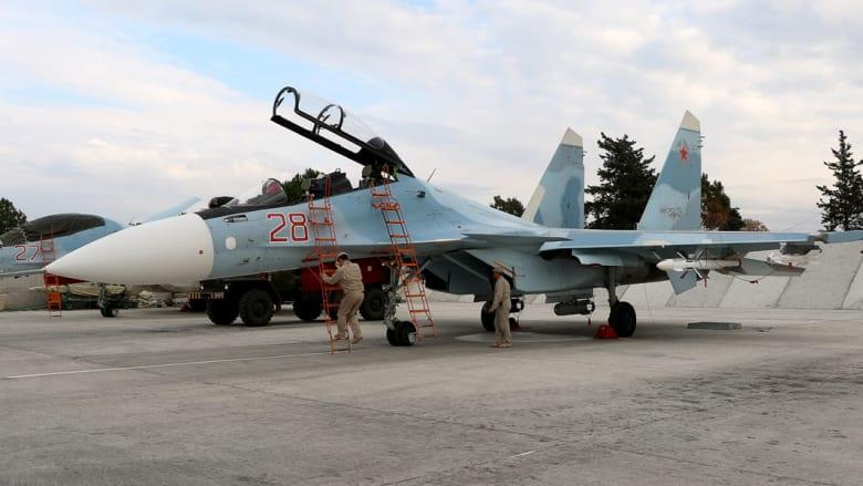 مسؤول عسكري روسي: أوقفنا الضربات الجوية بسوريا ليوم واحد السبت وتسلمنا قائمة المناطق التي يتوجب وقف قصفها