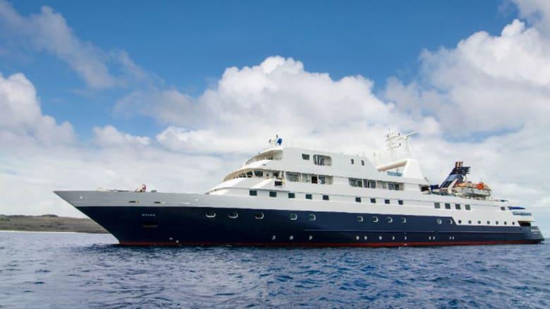وأفضل سفينة سياحية لعام 2016 هي...