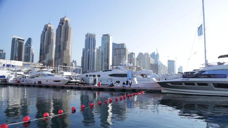 من أصغر القوارب لأضخم اليخوت الفاخرة.. دبي تقيم معرضها الدولي بنسخته الرابعة والعشرين