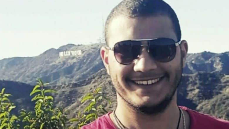 بالفيديو: السلطات الأمريكية تحتجز طالب طيران مصري بسبب تهديده ترامب