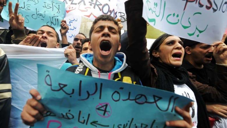 """بعد عامين من تأسيسها.. ماذا بقي من حركة """"بركات"""" الجزائرية؟"""