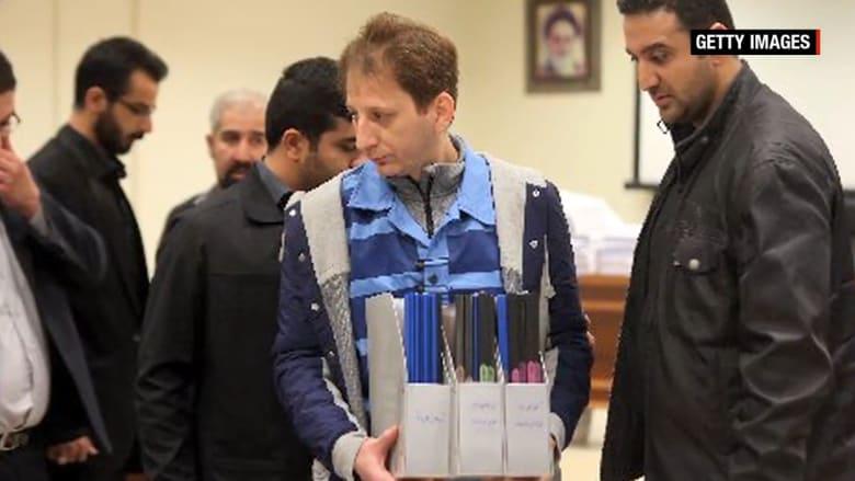 بالفيديو: إيران تحكم على الملياردير بابك زنجاني بالإعدام