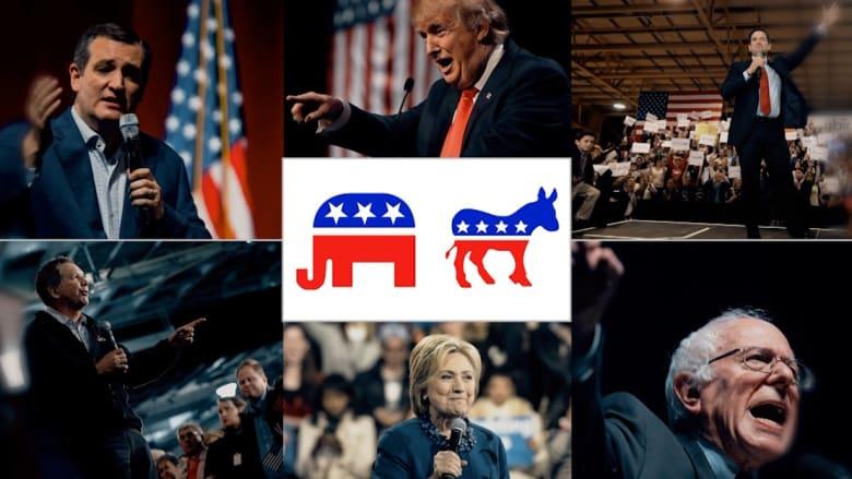 أمريكا تشهد أكبر تعصب حزبي في تاريخها الحديث.. فهل تجد الولايات المتحدة أساساً مشتركاً؟