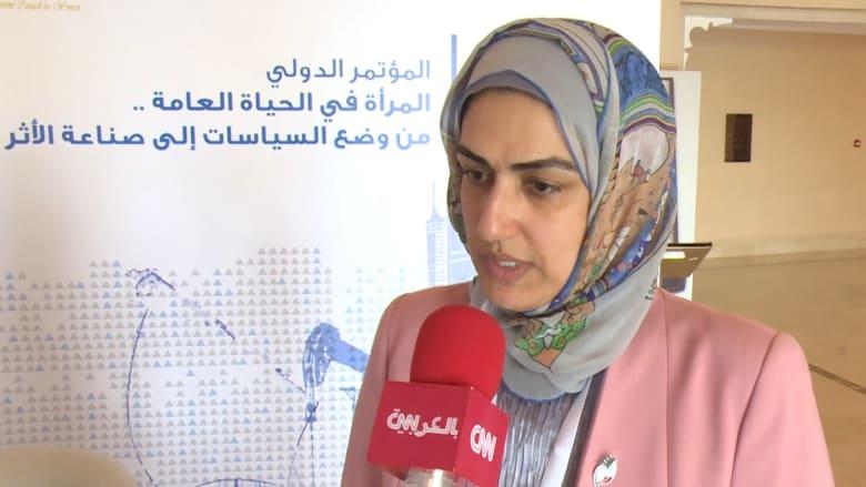 هالة الأنصاري: 41% من السجلات التجارية بيد البحرينيات.. لكن التحديات أمام المرأة بسوق العمل مازالت كبيرة