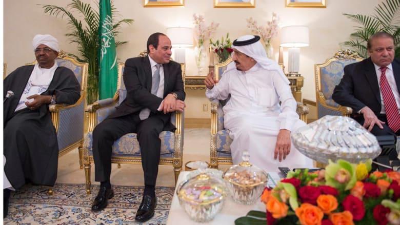 """وصول قادة ورؤساء وفود الدول المشاركة في """"رعد الشمال"""" إلى السعودية.. والملك سلمان يقيم مأدبة عشاء"""