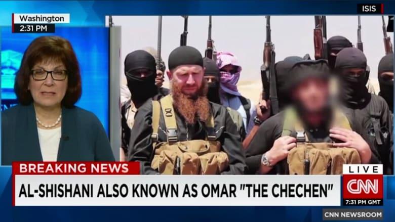 بالفيديو: شكوك حول مقتل القائد الداعشي أبو عمر الشيشاني في غارة جوية أمريكية
