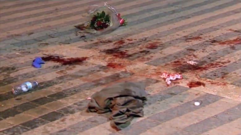 بالفيديو: شاب فلسطيني يقتل سائحاً أمريكياً طعنا.. قرب مكان زيارة بايدن