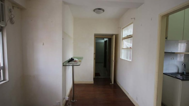 بالصور.. شاهد كيف تحولت هذه الشقة قبل تصميمها وبعده