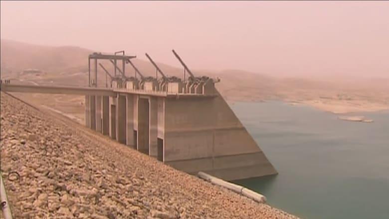 بالفيديو: تحذيرات أمريكية من انهيار سد الموصل.. وخبراء: السد سينهار بغضون دقائق