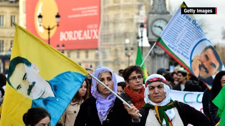فيديو تفصيلي عن الأحزاب الكردية.. دورها في الصراع القائم بالمنطقة وعلاقتها بتركيا وأمريكا وأوروبا