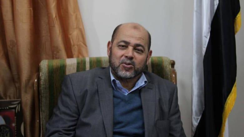 """رئيس وفد حماس: زيارتنا إلى القاهرة فتحت """"صفحة جديدة"""".. وغزة لن تكون ملجأ لمن يضر بأمن مصر"""