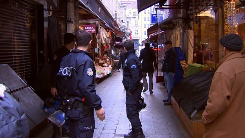 بالفيديو: 4 قتلى في تفجير إسطنبول بينهم إيراني وإسرائيليان يحملان الجنسية الأمريكية